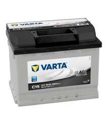 VARTA 56 AH C15 L+ Black Dynamic