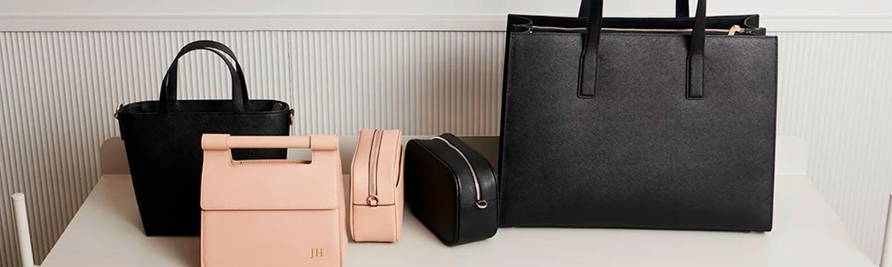 Bags from sweet