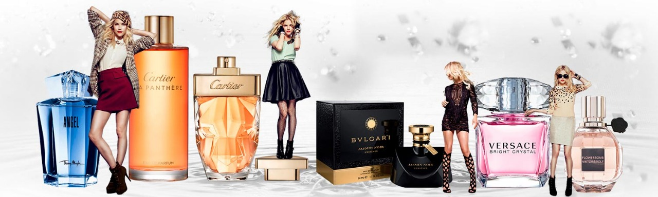 Selective Gallery perfume collection
