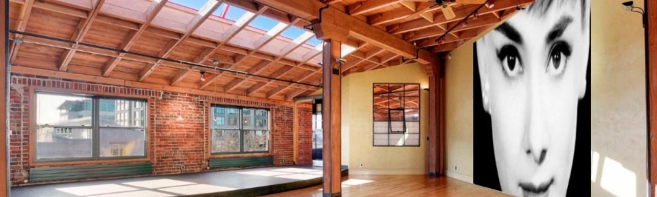 Wood loft