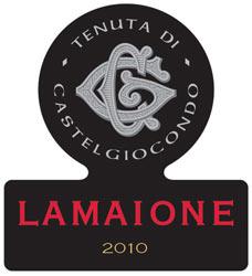 lamaione etichetta Front 2010