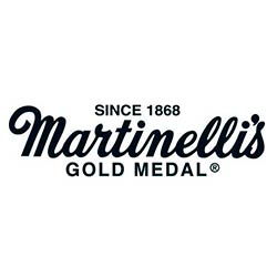 martinellis gold medal since 1868 logo