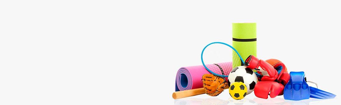 İdman və əyləncə banner