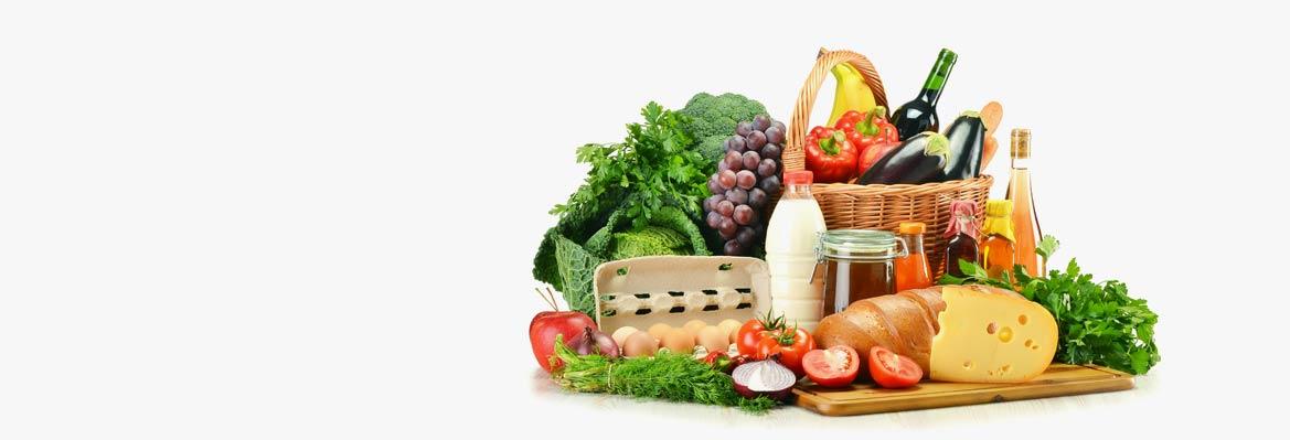 Питание и продукты banner