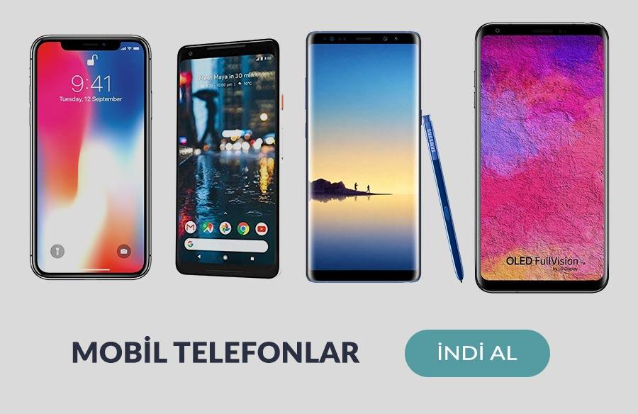 mobil telefonlar