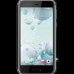 HTC U Play Dual SIM 64GB, 4GB RAM, 4G LTE Ice White