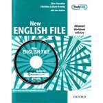 Oxford NEW ENGLISH FILE Advanced Workbook Key Multi-ROM