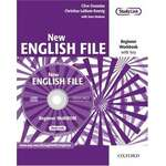 Oxford NEW ENGLISH FILE Beginner Level Workbook with Key & MultiROM