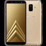 Samsung Galaxy A6 Plus (2018) Duos SM-A605F/DS 64GB 4G LTE Gold