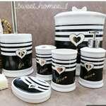 Keramik hamam dəsti