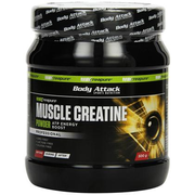 Body Attack Muscle Creatine 240caps 279gr