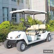 6 yerlk Golf Car