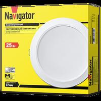 LED Spot IP44 25W 4000 K Navigator 94838
