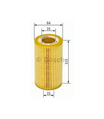 Yağ Filteri Bosch 1457429263 OX153/D3