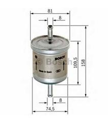 Yanacaq Filteri Bosch 0450905030 KL2