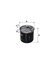 Yanacaq Filteri Filtron PP841/8 KL723D
