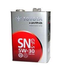 Yağ Toyota 5w-30 4L