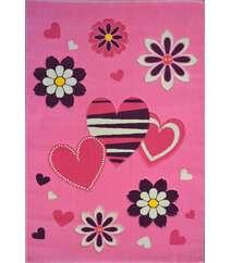 Uşaq xalçası - Pink 458
