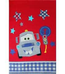 Uşaq xalçası - RED CAR