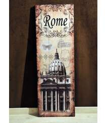 Divar rəsmi - Roma