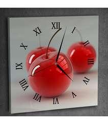 Canvas divar saatı 3D gilas