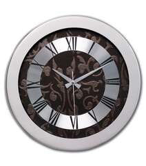 Dairəvi divar saatı