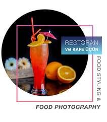 Kafe və restoranlar üçün Food Photography və Food Styling
