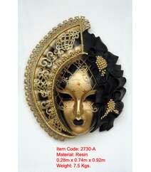 Dekorativ maska - A2730-A
