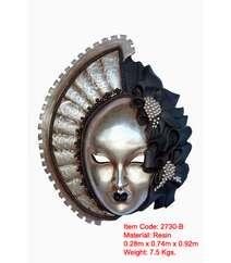 Dekorativ maska A2730-B