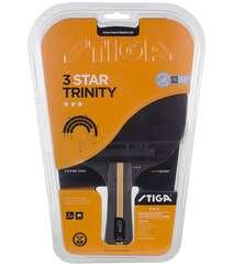 Stolüstü Tennis raketka 3-star Trinity, Concave