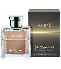 HUGO BOSS BALDESSARINI AMBRE EDT M