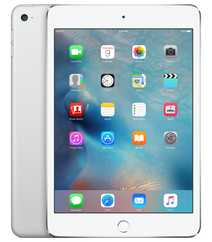 Apple iPad mini 4 4G 128GB Wi-Fi Silver