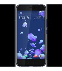 HTC U11 Dual SIM 128GB, 6GB RAM, 4G LTE Amazing Silver