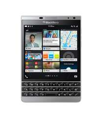 BlackBerry Passport Silver Edition English