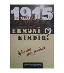 Seymur Süleymanov - Erməni kimdir?