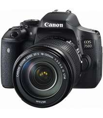 Canon EOS 760D 18-135 IS STM Kit