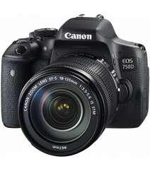 Canon EOS 750D 18-135 IS STM Kit