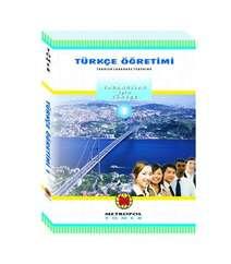 Tömer Türkçe Öğretimi 1 Kitapları (Yabancılar için Türkçe)