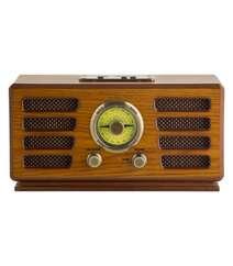 Dekorativ retro radio