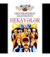 Əbdürrəhimbəy Haqverdiyev - Hekayələr