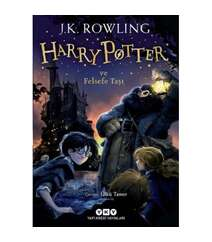 J.K.Rowling - Harry Potter ve Felsefe Taşı