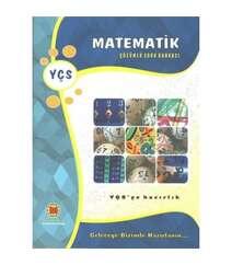 YÇS Matematik Çözümlü Soru Bankası