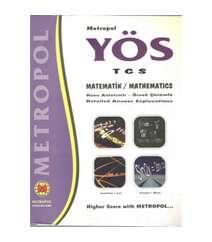 YÖS-TCS Matematik Konu Anlatımlı - Örnek Çözümlü