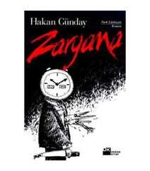 Hakan Günday - Zargana