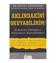 David Lieberman - Aklındakini Okuyabilirim!