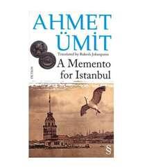 Ahmet Ümit - A Memento for Istanbul