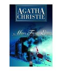 Agatha Christie - Mavi Trenin Esrarı
