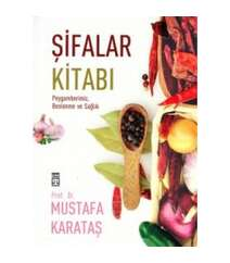 Mustafa Karataş - Şifalar kitabı