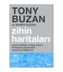 Tony Buzan, Barry Buzan - Zihin Haritaları