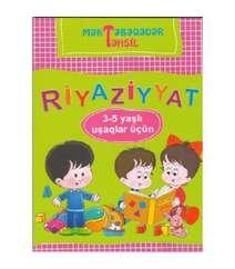 Riyaziyyat (3-5 yaşlı uşaqlar üçün)